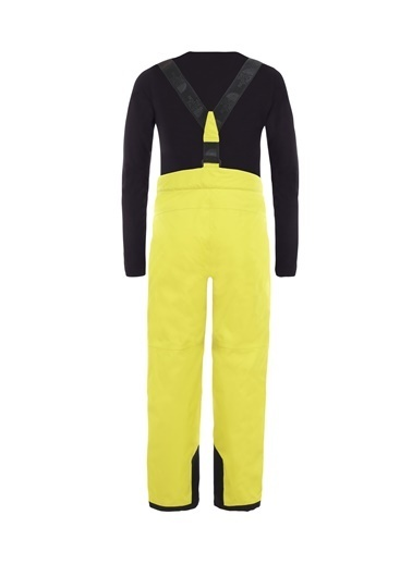 The North Face Snowquest Suspender Plus Çocuk Pantolon Yeşil Yeşil